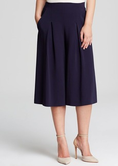 Rebecca Taylor Culottes - Pleated Suiting