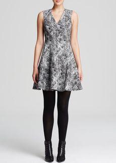 Rebecca Taylor Dress - Animal Jacquard