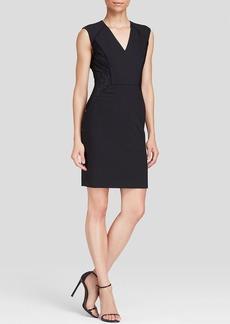 Rebecca Taylor Dress - Sleeveless V-Neck Lace Shift