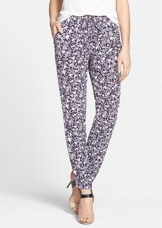 Rebecca Taylor Floral Pants