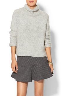 Rebecca Taylor Fluff Pullover Sweater