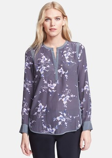 Rebecca Taylor Grapevine Double Pocket Top
