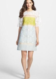 Rebecca Taylor Lace Shift Dress