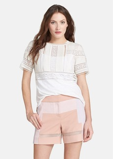 Rebecca Taylor Lace Top
