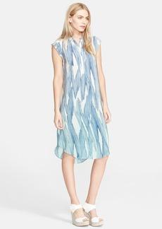Rebecca Taylor Print Silk Dress