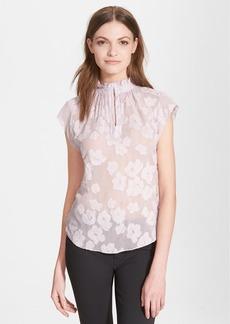 Rebecca Taylor Silk & Cotton Top