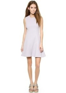 Rebecca Taylor Sleeveless Dot Dress