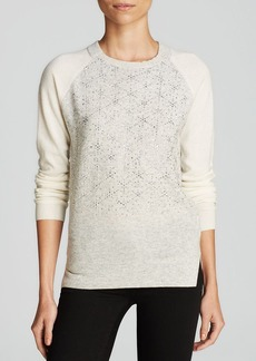 Rebecca Taylor Sweater - Geo Shimmer