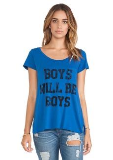Rebel Yell Boys Will Be Boys Pocket Tunic