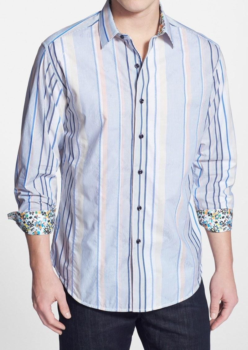 Robert graham robert graham 39 kipu rocker 39 classic fit for Robert graham tall shirts