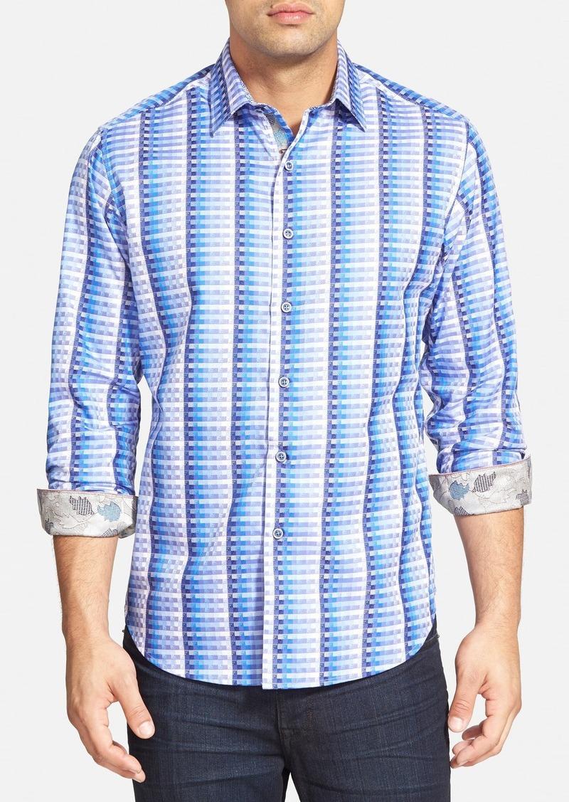 Robert graham robert graham 39 windsor castle 39 classic fit for Robert graham tall shirts