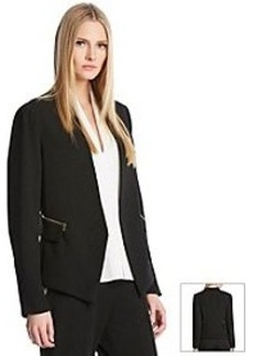 Robert Rodriguez® Crepe Jacket