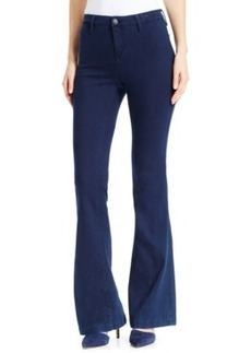 Robert Rodriguez Flared Jeans, Blue Diamond Wash