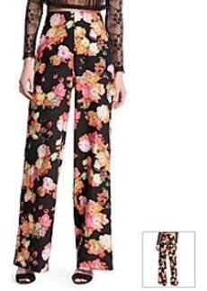Robert Rodriguez® Floral Wide Leg Pants