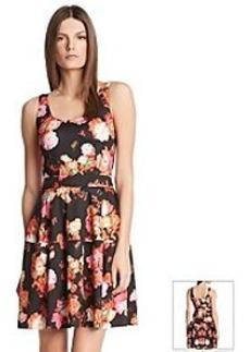 Robert Rodriguez® Ocean Avenue Scuba Dress
