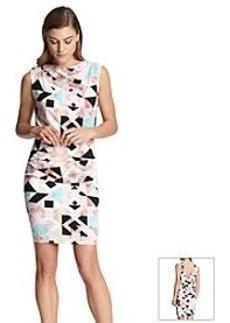 Robert Rodriguez® Printed Dress