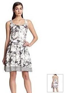 Robert Rodriguez® Printed Scuba Dress