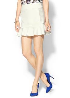 Robert Rodriguez Quorra Embroidered Skirt