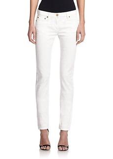 Roberto Cavalli Cotton Skinny Jeans