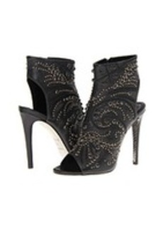 Roberto Cavalli Embroidered Heel