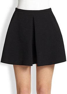 Roberto Cavalli Single-Pleat Skirt
