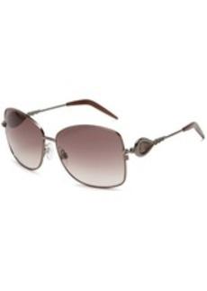 Roberto Cavalli Women's RC582SSW08F Metal Square Frame Sunglasses