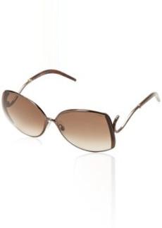 Roberto Cavalli womens RC663S6348F Square Sunglasses