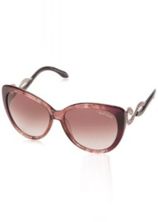 Roberto Cavalli womens RC736S6083Z Cateye Sunglasses