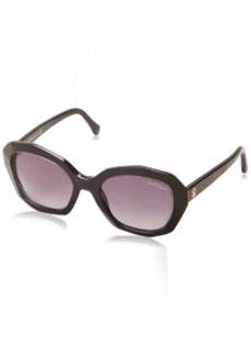 Roberto Cavalli womens RC797S5403B Oval Sunglasses,Black