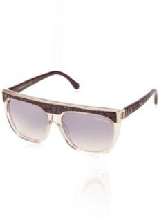 Roberto Cavalli womens RC800S6045B Wayfarer Sunglasses
