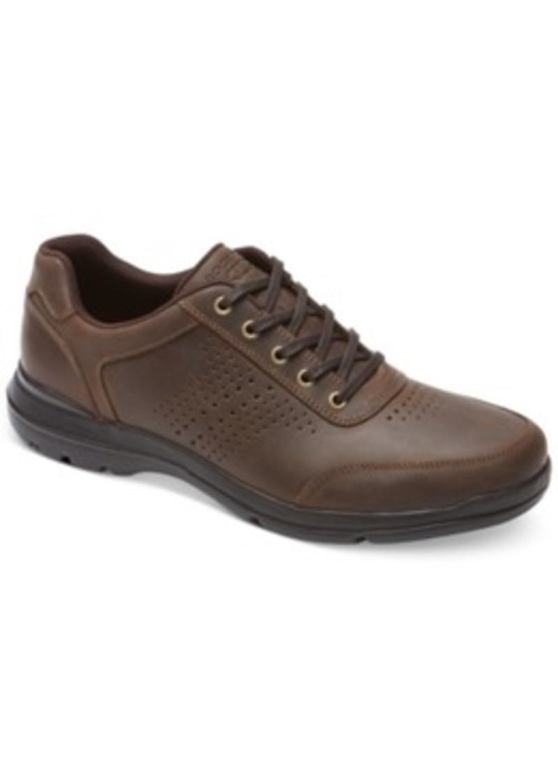 Rockport Mens Perforated Shoes