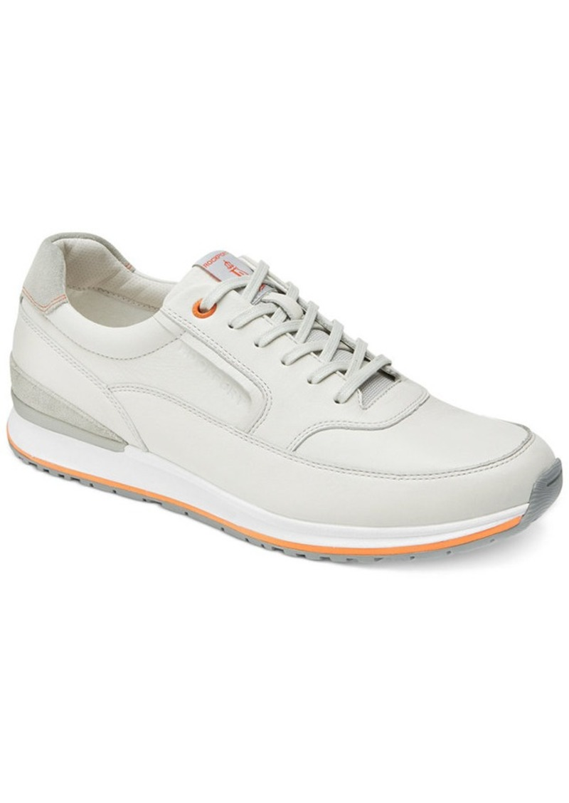 rockport rockport crafted sport casual mudguard sneakers
