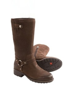 Rockport First St. Strap Motorcycle Boots (For Women)