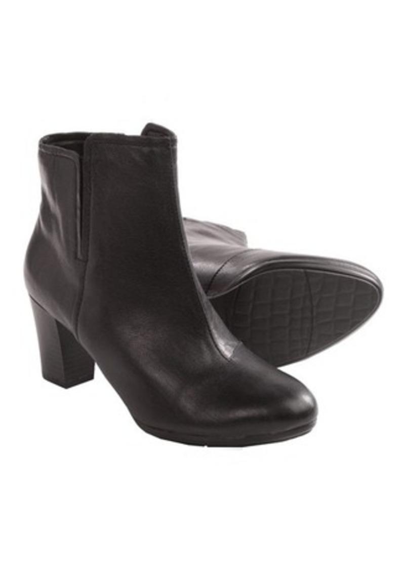 rockport rockport ordella zip chelsea boots for