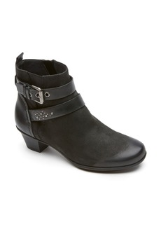 Rockport 'Total Motion - Amy' Strap Bootie (Women)