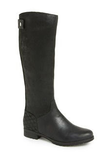 Rockport 'Tristina' Waterproof Tall Leather Boot (Women)