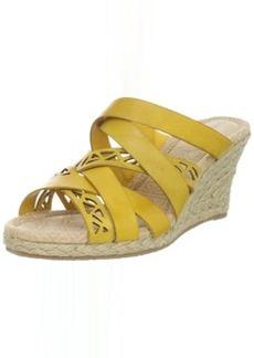 Rockport Women's Emily Laser Cut Wedge Sandal