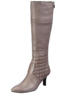Rockport Women's Lianna Quilted Tall Knee-High Boot