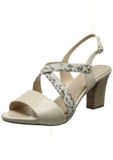 Rockport Women's Seven To Cross Band Dress Sandal