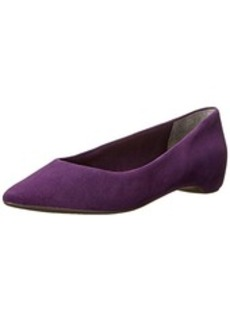 Rockport Women's Total Motion Pointy Plain Ballet Flat