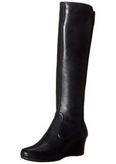 Rockport Women's Total Motion Tall Gore Wedge Boot