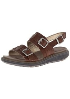 Rockport Women's Truwalk Zero 2 Band Buckle Dress Sandal