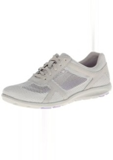Rockport Women's Truwalk Zero II Mesh Lace-Up Walking Shoe