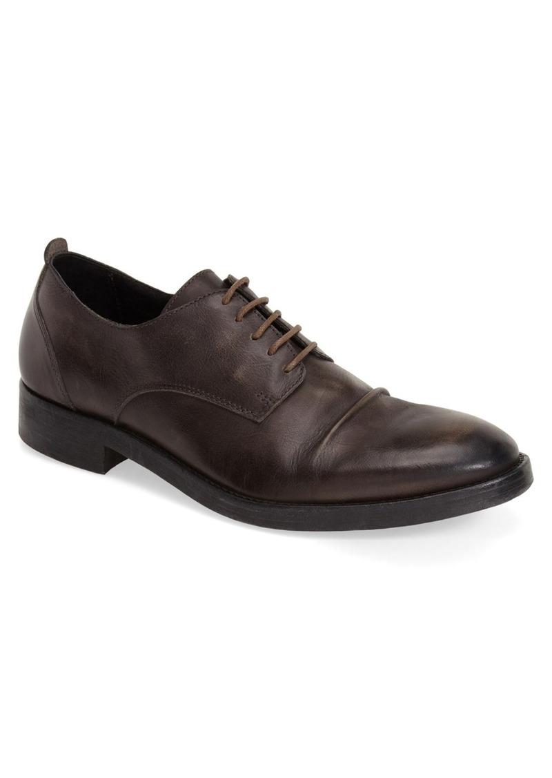 rogue rogue chalko plain toe derby shoes shop