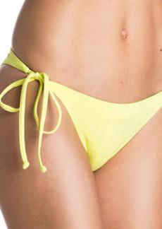 Roxy Girls Just Wanna Have Fun Mini Tie Side Bikini Bottom - Women's