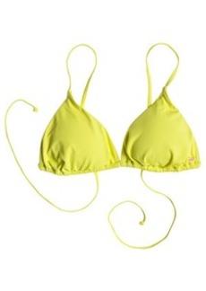 Roxy Girls Just Wanna Have Fun Triangle Bikini Top - Women's