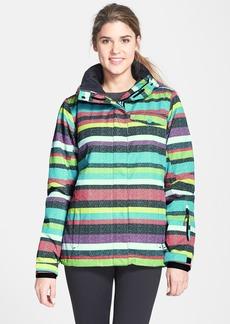 Roxy 'Jetty' DryFlight Snowboard Jacket