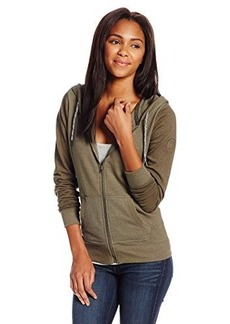 Roxy Juniors Rocky Place Zip Front Cardigan Sweater