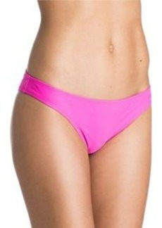 Roxy Surf Essentials Surfer Bikini Bottom - Women's