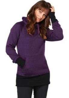 Roxy Switched It Up Fleece Pullover Hoodie - Women's